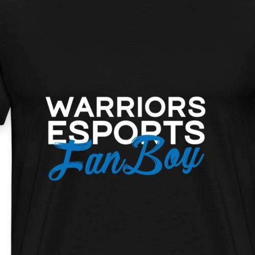 WARRIORS ESPORTS - FANBOY - T-shirt Premium Homme