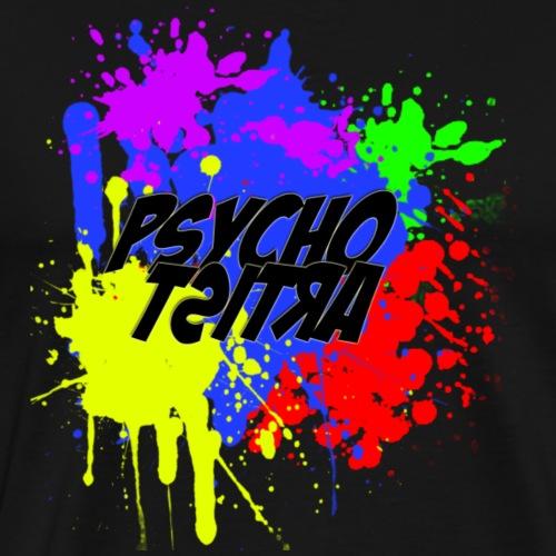 Psycho Artist - Men's Premium T-Shirt