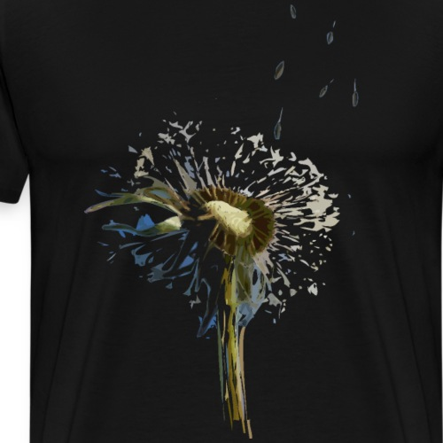 Pusteblume - Männer Premium T-Shirt