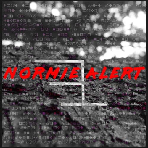 Normie Alert - Männer Premium T-Shirt
