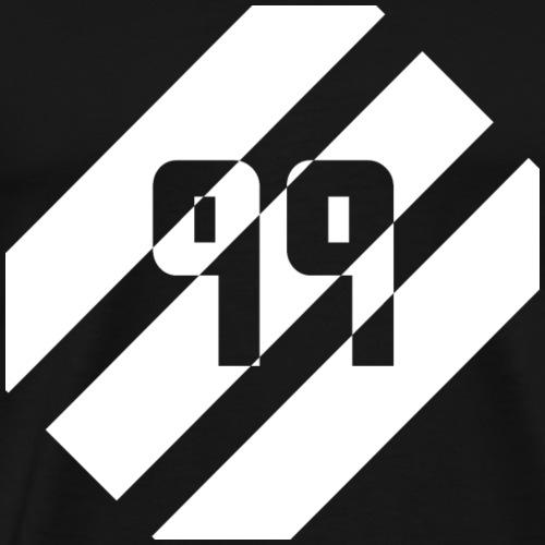 99, Sportswear, Sportshirt - Männer Premium T-Shirt
