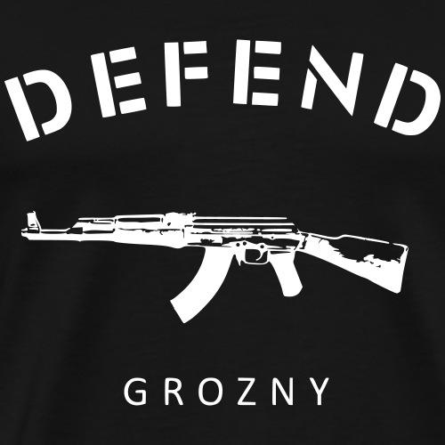 DEFEND GROZNY - Men's Premium T-Shirt