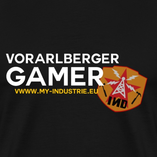 INDustrie Gaming eco - Männer Premium T-Shirt