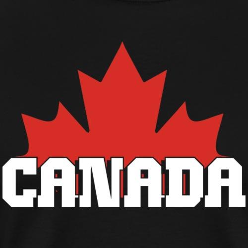 Canada Maple Leaf - Men's Premium T-Shirt
