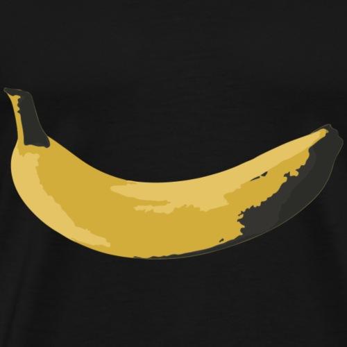 pop banana - Men's Premium T-Shirt