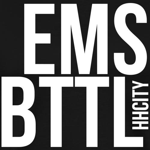 EIMSBÜTTEL, HAMBURG CITY - Männer Premium T-Shirt