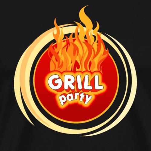 Grill Party - Männer Premium T-Shirt