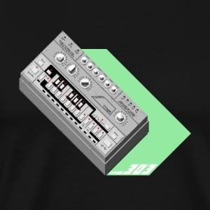 303 Love Green #TTNM - Mannen Premium T-shirt