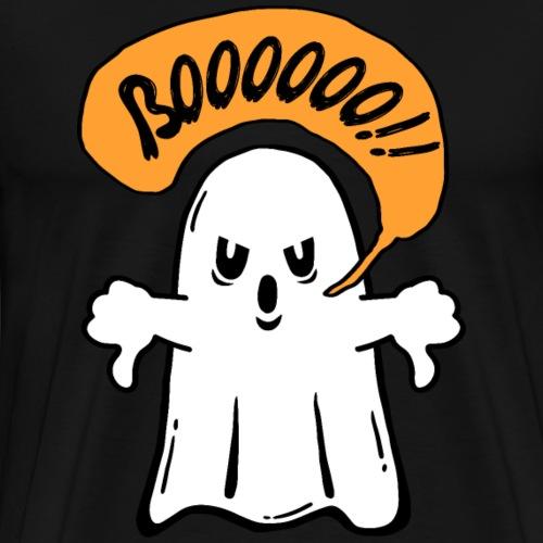 Halloween boooooo!! - Männer Premium T-Shirt