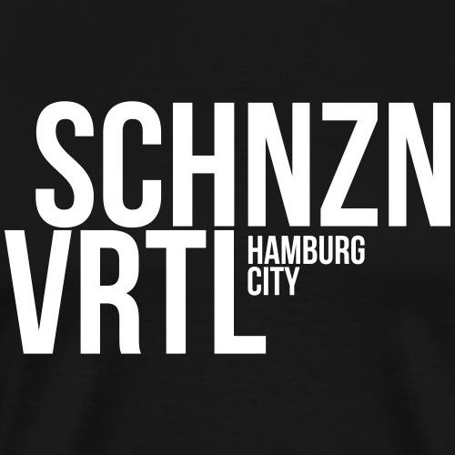 SCHANZENVIERTEL HAMBURG - Männer Premium T-Shirt