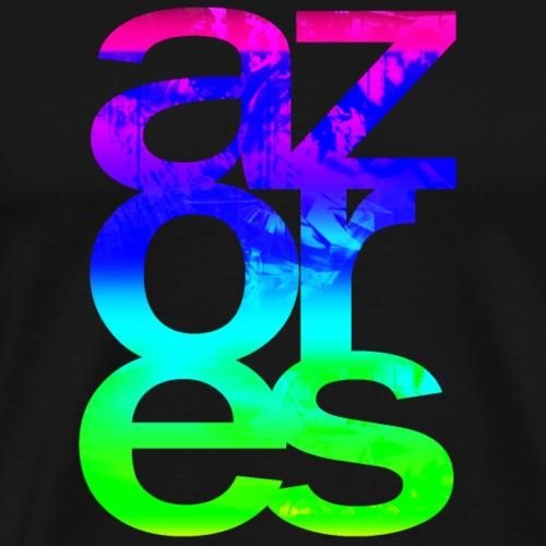 Azores - Männer Premium T-Shirt