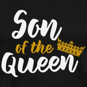 Son of Queen - Men's Premium T-Shirt