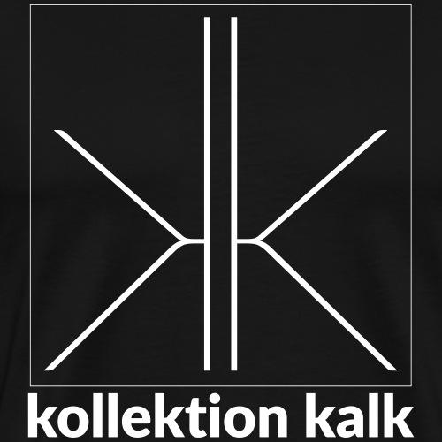 kollektion kalk klassik - Männer Premium T-Shirt