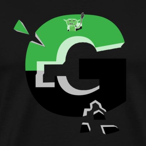 Gnom G - Männer Premium T-Shirt
