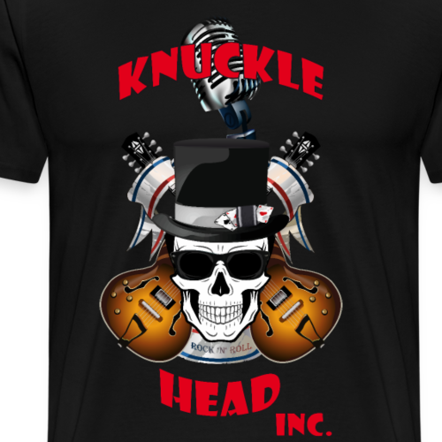 Knucklehead Live 2018 - Männer Premium T-Shirt