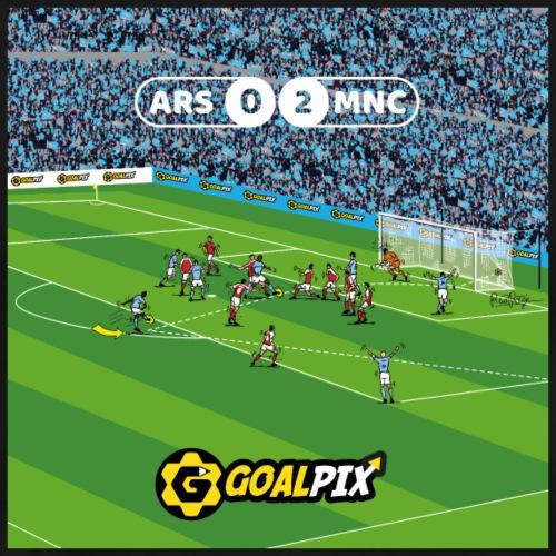 ARS-MNC 0-2 | Canvass - Maglietta Premium da uomo