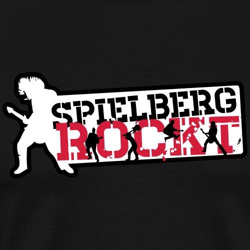 Spielberg Rockt - Männer Premium T-Shirt