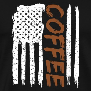 Coffee Lovers - Men's Premium T-Shirt