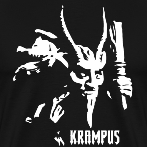 Krampus - T-shirt Premium Homme
