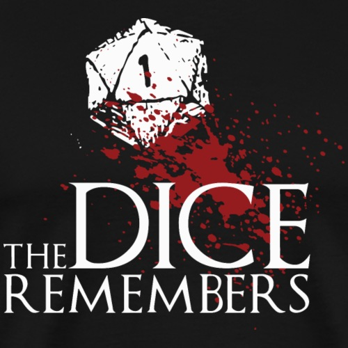 Pen and paper the dice remembers