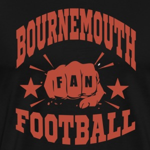 Bournemouth Football Fan - Premium T-skjorte for menn