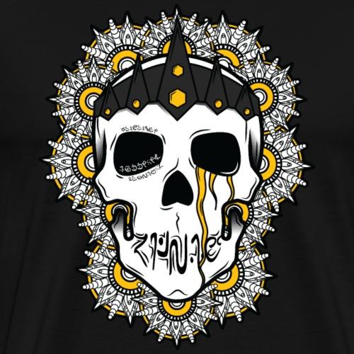 Der kalte König - Männer Premium T-Shirt