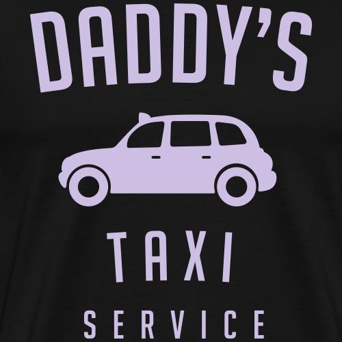 Daddys Taxi Service 3 - Men's Premium T-Shirt