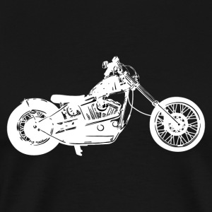 Bike · LogoArt - Men's Premium T-Shirt