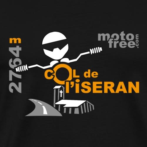 Iseran motofree - T-shirt Premium Homme