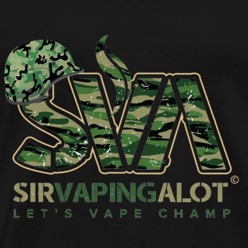 sirvapingalot - Men's Premium T-Shirt