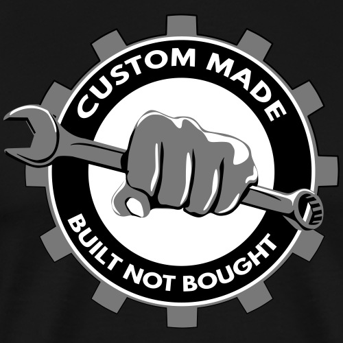 Custom Made - Männer Premium T-Shirt