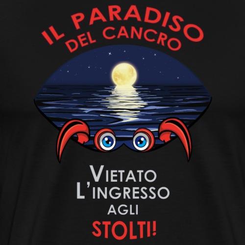 Zodiaco Cancro - Maglietta Premium da uomo