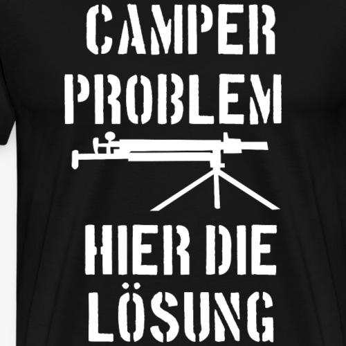 Gaming Shooter - Männer Premium T-Shirt