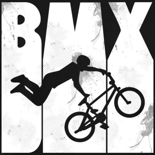 Retro 1970 BMX - bycicle - Extreme Sports - Männer Premium T-Shirt