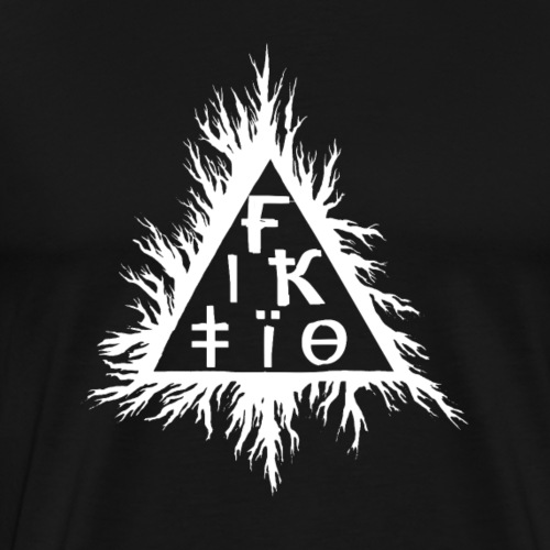 Fiktiologo Halloween 2018 Special edition - Miesten premium t-paita