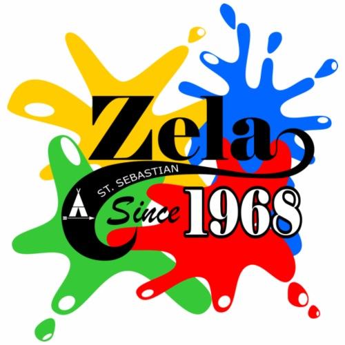 Zela Since 1968 in Farbe - Männer Premium T-Shirt