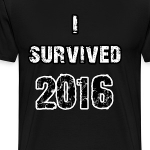 Survived 2016 - Männer Premium T-Shirt