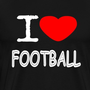 J'AIME FOOTBALL - T-shirt Premium Homme