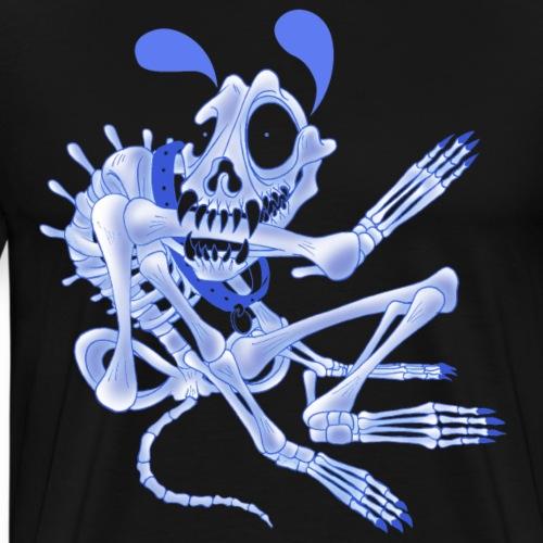 Hundeknochen - Männer Premium T-Shirt