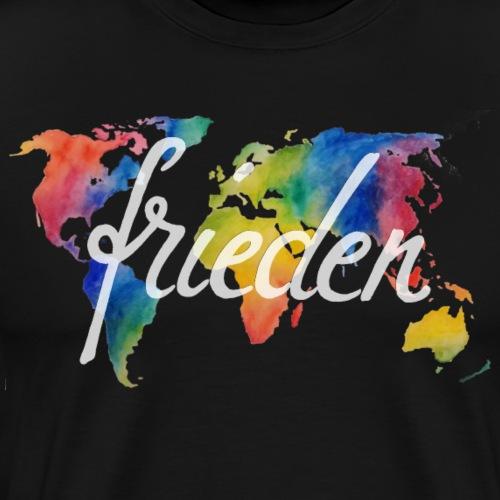 Weltfrieden 2.1 - Männer Premium T-Shirt