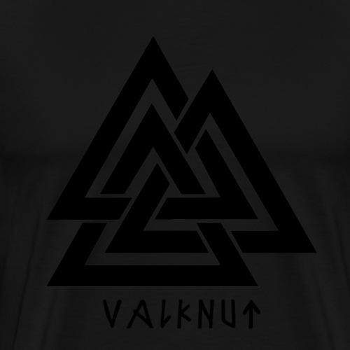 Valknut - T-shirt Premium Homme