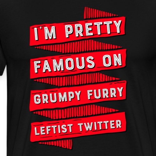 Comrade Clout - Men's Premium T-Shirt