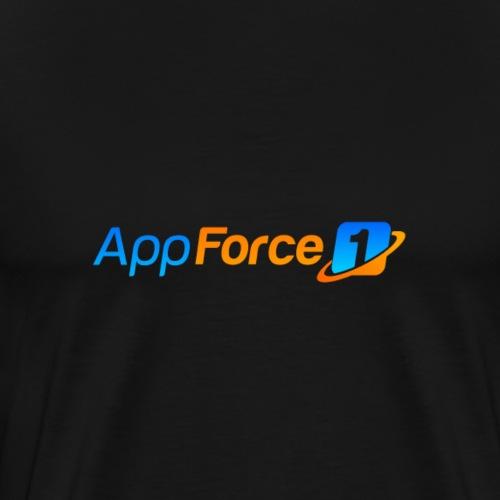 AppForce 1 logo - Men's Premium T-Shirt