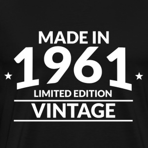 Made in 1961 - Men's Premium T-Shirt