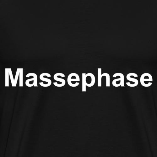 massephase - Männer Premium T-Shirt