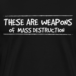 Armes de destruction massive - T-shirt Premium Homme