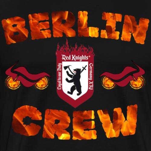Berlin Crew - Die Zweite - Männer Premium T-Shirt
