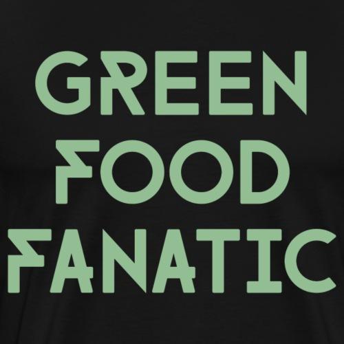Green Food Fanatic - Männer Premium T-Shirt