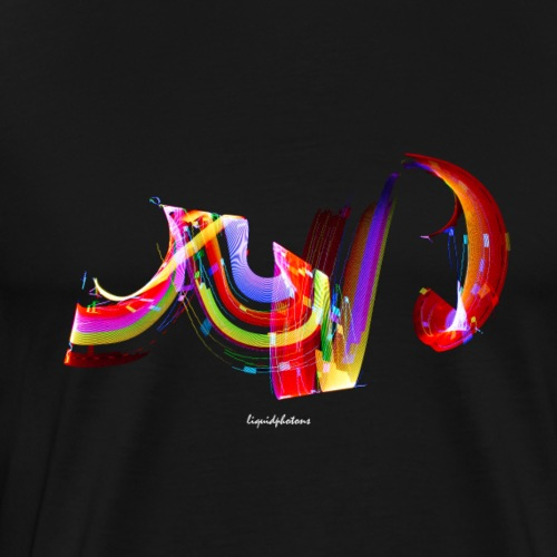 electric horse - Männer Premium T-Shirt