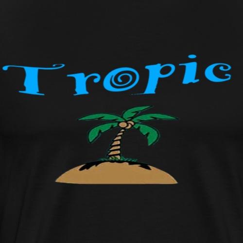Tropic Shirt - Männer Premium T-Shirt